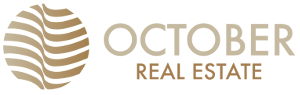 Logo October Real Estate
