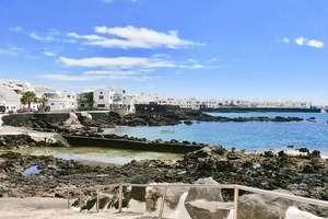 Duplex for sale in Punta Mujeres, Haría, Lanzarote.