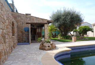 Villa venta en Buenavista, Cullera, Valencia.