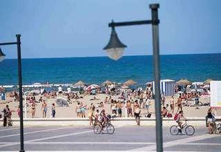 Parcela/Finca venta en La Malva-rosa, Poblats Marítims, Valencia.