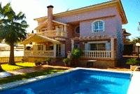 Villa Luxus zu verkaufen in Benicasim Pueblo, Benicasim/Benicàssim, Castellón.