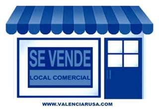 Commercial premise for sale in Puerto de Sagunto, Valencia.