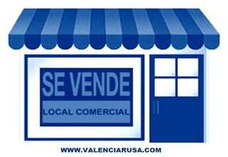 Commercial premise for sale in Puerto de Sagunto, Valencia.