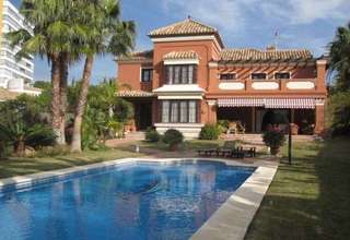Villa Luxus zu verkaufen in Marbella Este, Málaga.