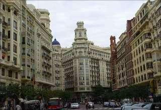平 出售 进入 Ciutat vella, Valencia.