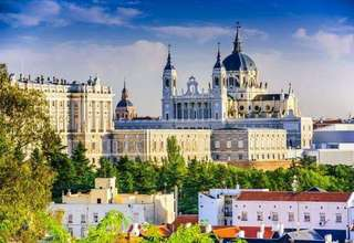 Hotel zu verkaufen in Madrid.