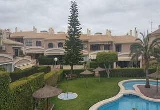 联排别墅 豪华 出售 进入 Cabo de las Huertas, Alicante.
