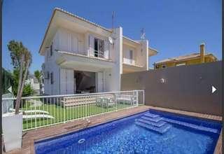 别墅 豪华 出售 进入 El Mareñet, Cullera, Valencia.