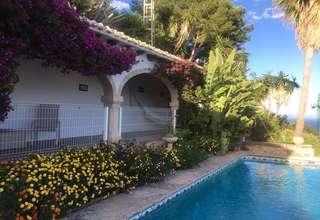Villa Luxus zu verkaufen in Cabo San Antonio, Jávea/Xàbia, Alicante.