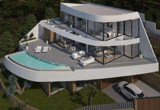 Villa Luxus zu verkaufen in Altea Hills, Alicante.