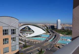Penthouse/Dachwohnung Luxus zu verkaufen in Valencia.