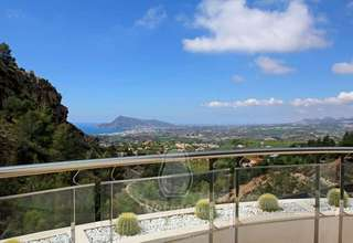 Villa Luxus zu verkaufen in Altea, Alicante.