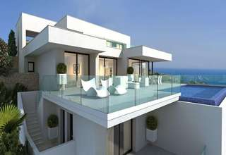Villa Luxus zu verkaufen in Benitachell/Poble Nou de Benitatxell (el), Benitachell/Poble Nou de Benitatxell (el), Alicante.