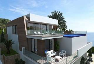 Villa Luxury for sale in Cumbre Del Sol, Benitachell/Poble Nou de Benitatxell (el), Alicante.