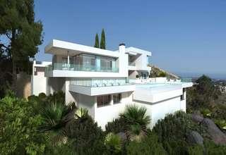 Villa Luxe vendre en Cumbre Del Sol, Benitachell/Poble Nou de Benitatxell (el), Alicante.