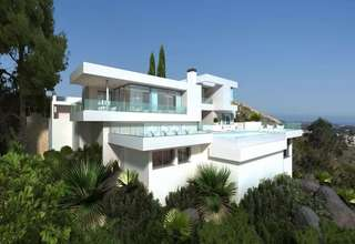 Villa Luxury for sale in Cumbre Del Sol, Benitachell/Poble Nou de Benitatxell (el), Alicante.