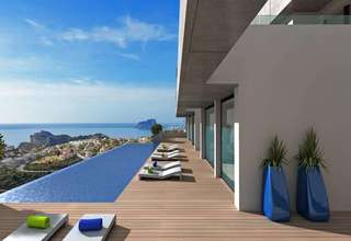 Penthouse Luxury for sale in Cumbre Del Sol, Benitachell/Poble Nou de Benitatxell (el), Alicante.