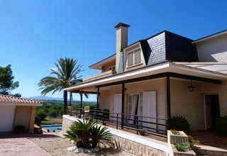 别墅 豪华 出售 进入 Urb. Cumbres de Calicanto, Torrent, Valencia.