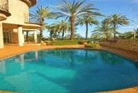 Villa Luxury for sale in El Faro, Cullera, Valencia.