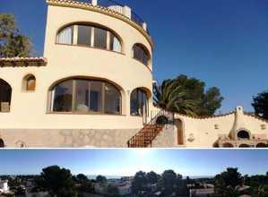 Villa zu verkaufen in Jávea/Xàbia, Alicante.