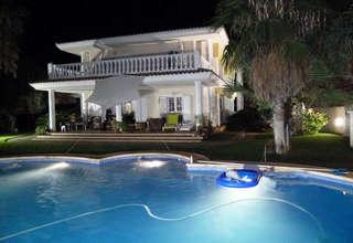 Villa Luxury for sale in Monte Alegre, L´Eliana, Valencia.