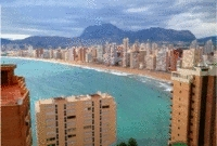 Flat for sale in Rincon de Loix, Benidorm, Alicante.