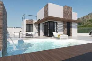 Villa for sale in Urb.nova Polop, Alicante.
