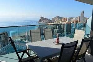 Apartment Luxus in Poniente, Benidorm, Alicante.