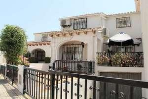 Rijtjeshuizen verkoop in Albir, Alfaz del pi / Alfàs del Pi, Alicante.