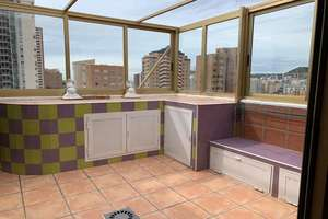 Penthouse for sale in La Cala, Benidorm, Alicante.