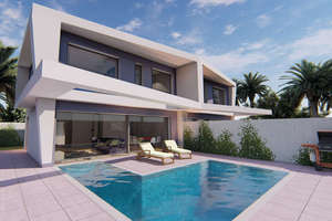 Villa for sale in Gran Alacant, Santa Pola, Alicante.