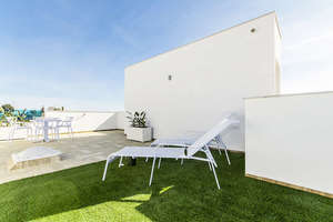 Duplex for sale in Bigastro, Alicante.