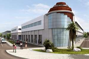Oficina venta en Bollullos de la Mitación, Aljarafe, Sevilla.