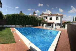 Semidetached house in Gines, Aljarafe, Sevilla.