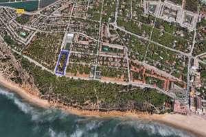 Touristic land for sale in La Barrosa, Chiclana de la Frontera, Cádiz.