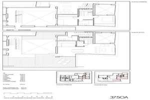 Penthouse/Dachwohnung Luxus zu verkaufen in Plaza Del Museo-san Lorenzo, Sevilla.