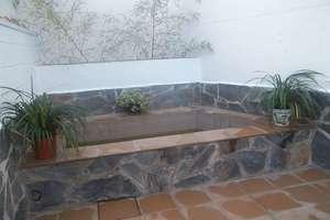 Reihenhaus in Malcocinado, Badajoz.