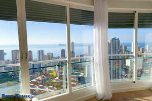 Penthouse Luxury for sale in Rincon Llano, Benidorm, Alicante.