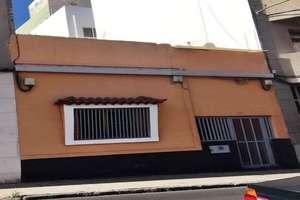 Haus zu verkaufen in Schamann, Ciudad Alta, Palmas de Gran Canaria, Las, Las Palmas, Gran Canaria.