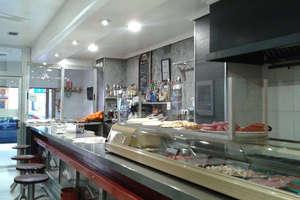 Commercial premise for sale in Russafa, L´Eixample, Valencia.