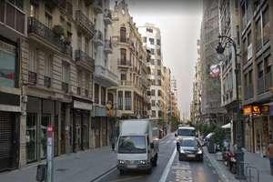 Commercial premise in Sant Francesc, Ciutat vella, Valencia.