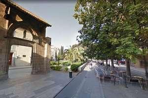 Commercial premise for sale in Gran Vía, L´Eixample, Valencia.