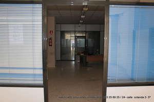 Commercial premise in Russafa, L´Eixample, Valencia.