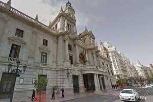 Office in Sant Francesc, Ciutat vella, Valencia.
