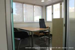 Office for sale in Pla Del Real, Valencia.