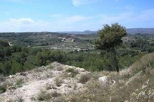 Parcela/Finca venta en Moraira, Alicante.