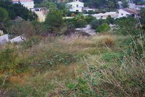 Plot for sale in Benissa, Alicante.