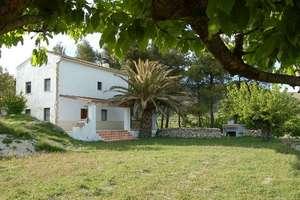 Casa de campo venta en Vall d´Alcalà (la), Vall d´Alcalà (la), Alicante.