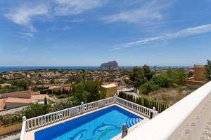 Chalets verkoop in Calpe/Calp, Calpe/Calp, Alicante.