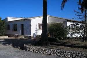 Casa di campagna vendita in Benissa, Alicante.